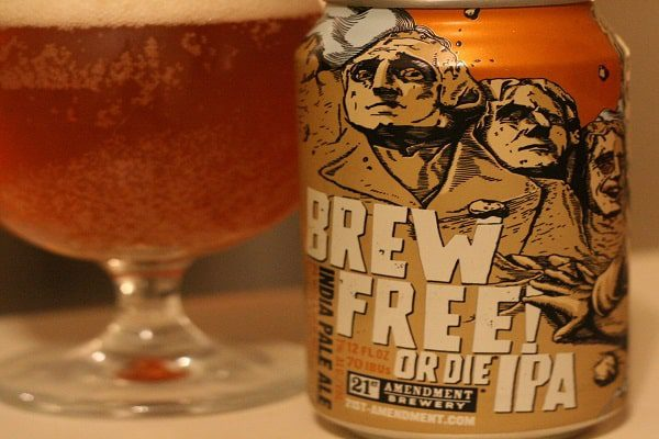 21st Amendment Brew Free or Die