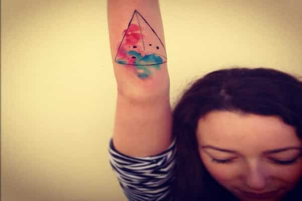 Abstract Forearm Cone