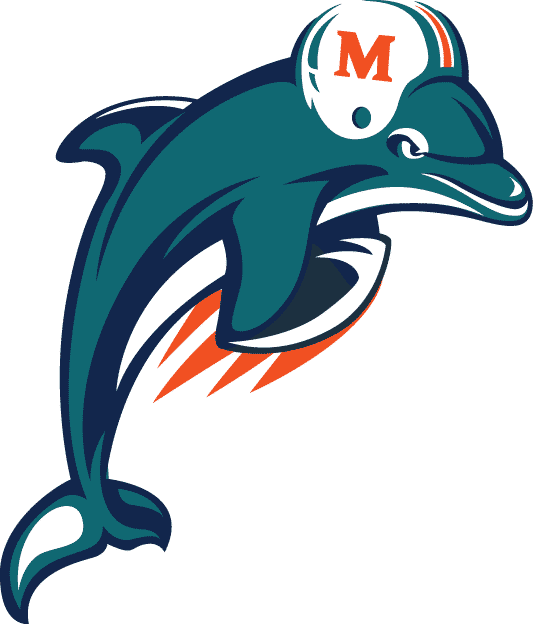 dolphins 5 Best Sports Logos