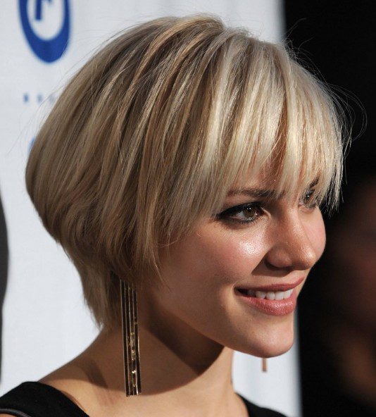 Swell 7 Short Hairstyles For 2014 Hairstyle Inspiration Daily Dogsangcom