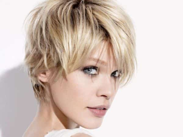 short spring hairstyle
