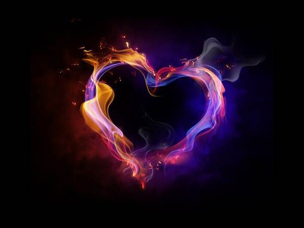 cool heart picture