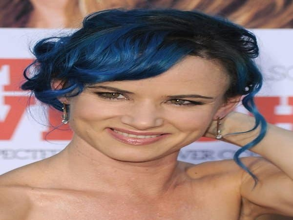 Blue Hairstyles 11