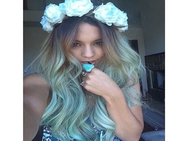 Blue Hairstyles 14