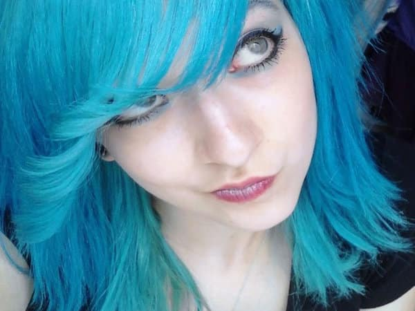 Blue Hairstyles 3