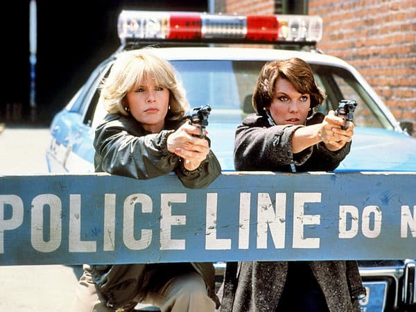 cagney lacey Top 10 Television Detectives