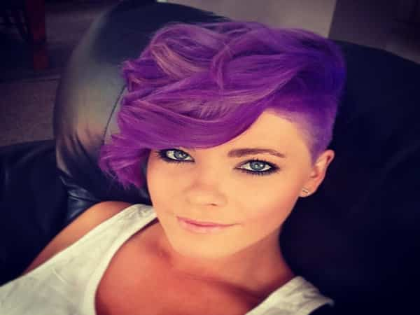 14 Perfect Purple Hairstyles