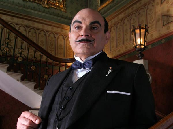 herculepoirot Top 10 Television Detectives