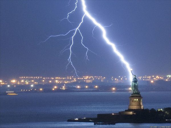Lightning and Liberty