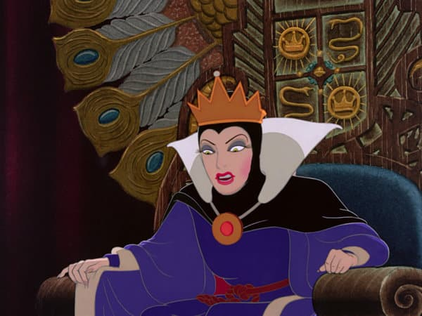 The Queen from Snow White