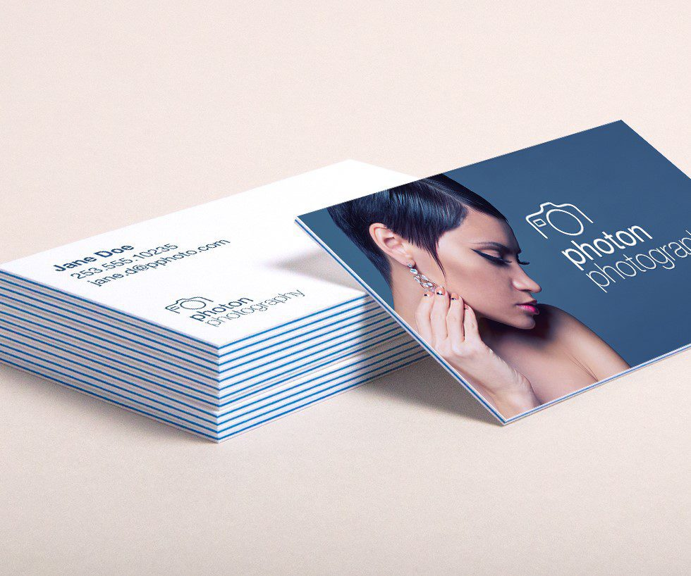 tri luxe business cards 10 Proven Marketing Materials That Successful People Use
