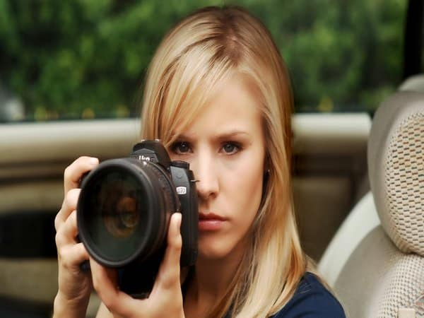 veronica mars Top 10 Television Detectives