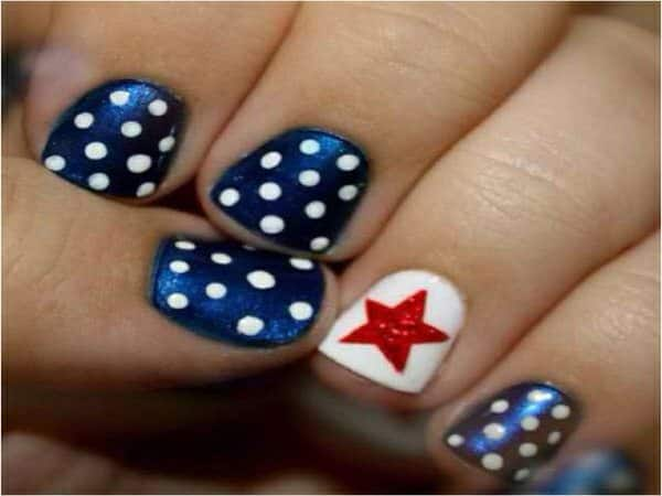 4th of July Nails 4