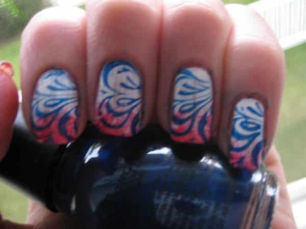 4th of July Nails 5