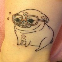 13 Precious Puppy Tattoo Pictures