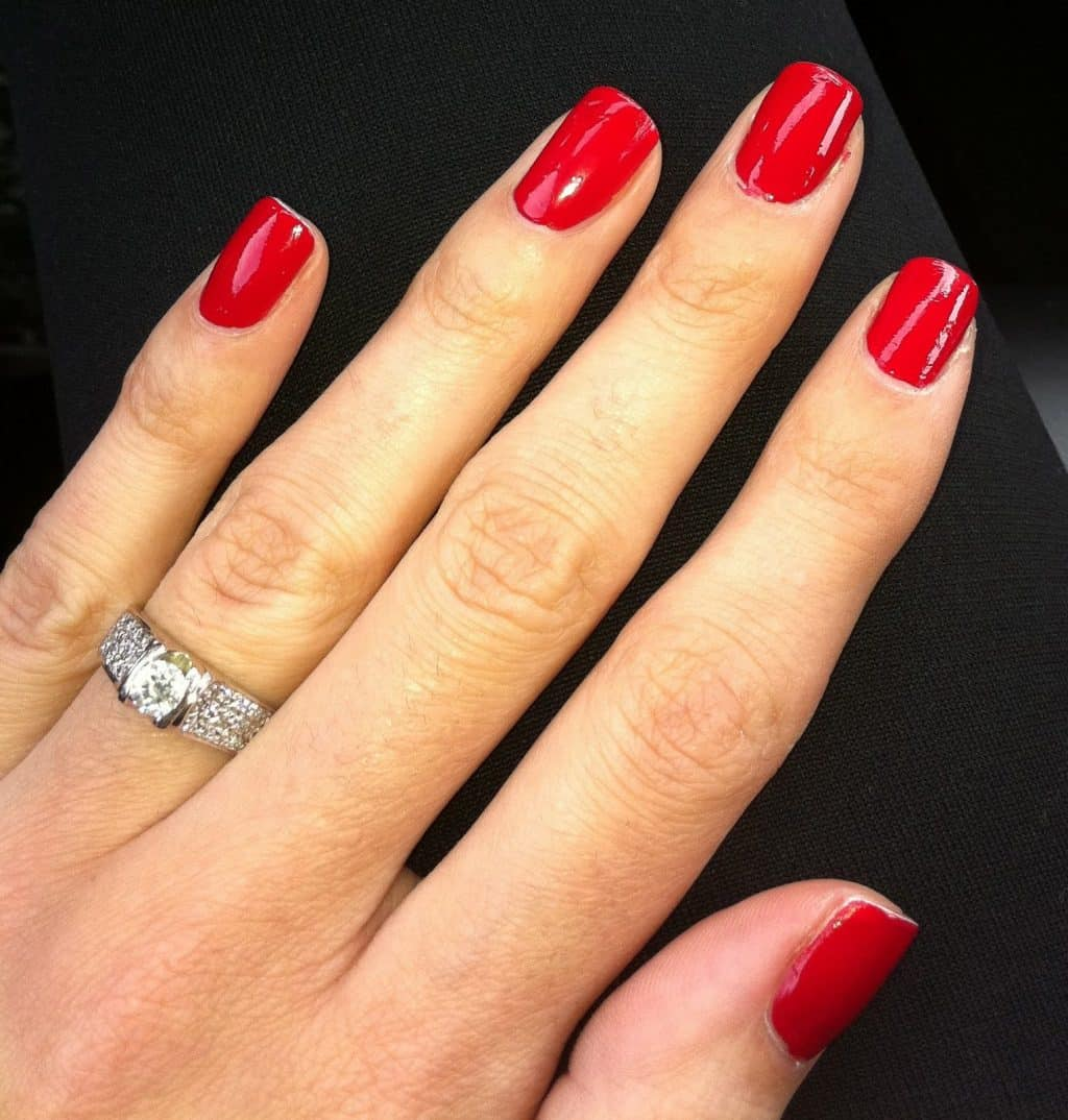 Red Nails 1