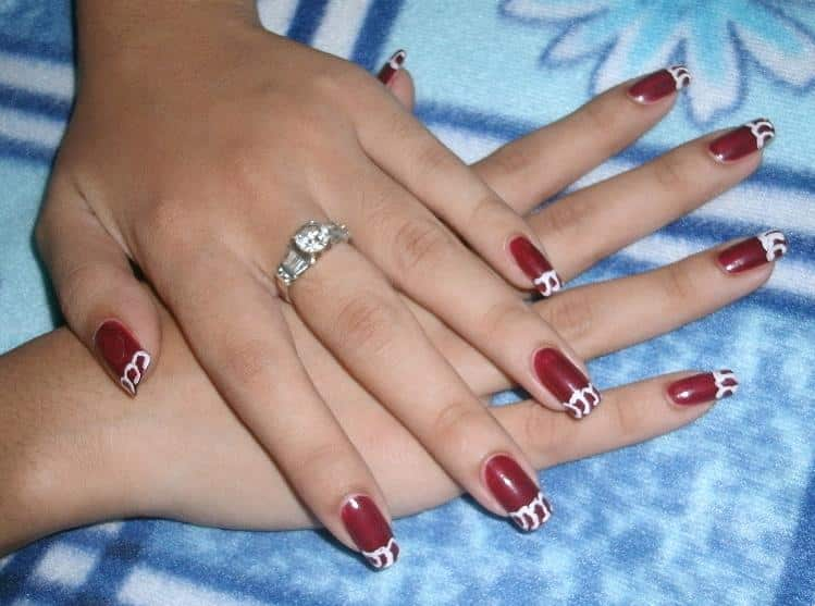Red Nails 13