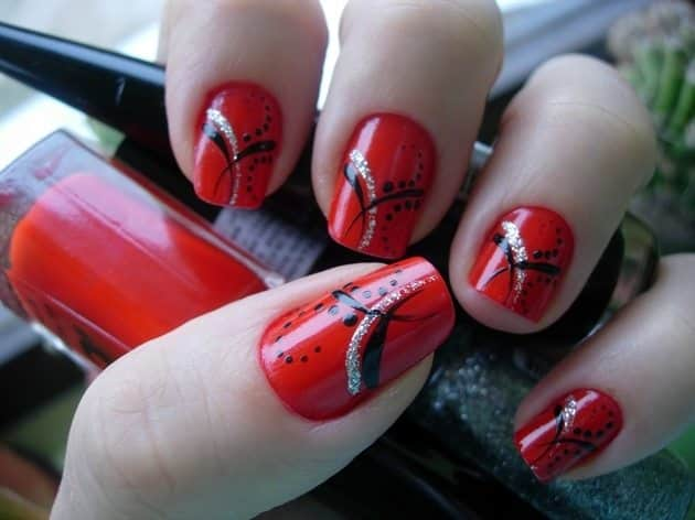 Red Nails 7