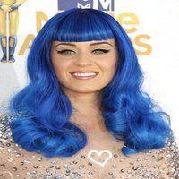 10 Colorful Katy Perry Hairstyles