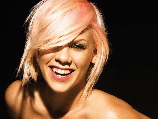 Pink with Short Pink Hair
