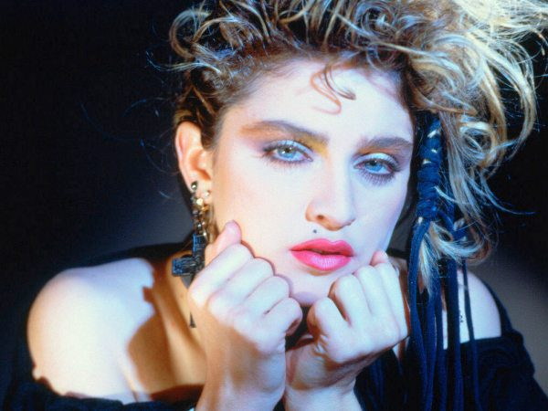 Madonna Back In the 1980s