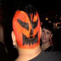12 Horribly Cool Halloween Hairstyles