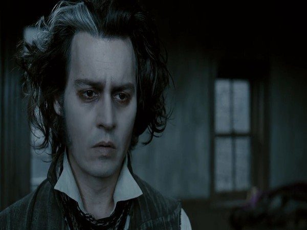 Johnny Depp Sweeney Todd Hairstyle