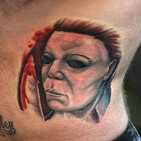 10 Terrifying Michael Myers Tattoos