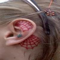 10 Super Scary Spider Web Tattoos