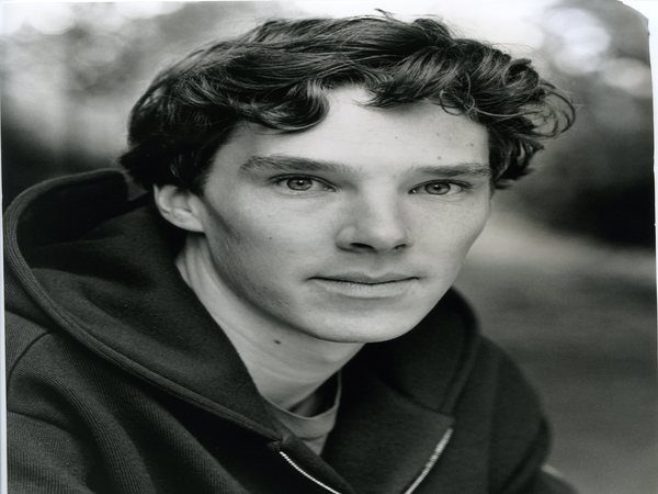 Benedict Cumerbatch with Short Curly Hair
