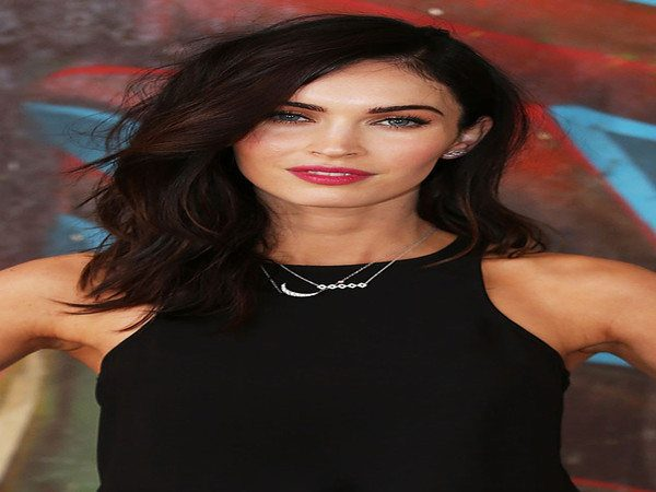 Megan Fox Shoulder Length Messy Hair