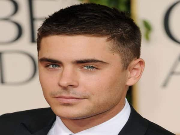 Zac Efron Hairstyle : zac efron buzz cut hairstyle zac efron hairstyle jacket models and ...