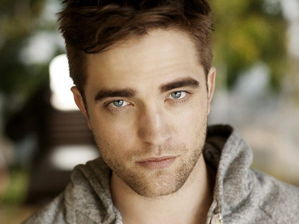 Robert Pattinson Short Hair with Buzzed Sides
