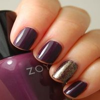 16 Wonderful Winter Nail Colors for 2014