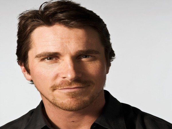 Christian Bale Short Side Parted Hair