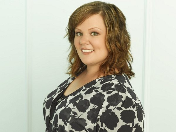 Melissa McCarthy Shoulder Length Curly Hair