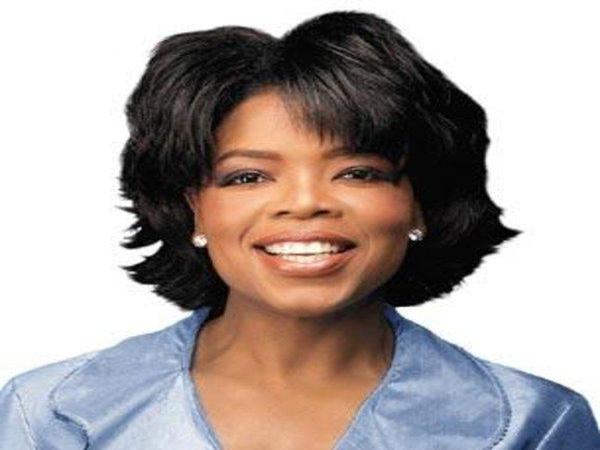 Oprah Winfrey S Curly Hairstyle For Black Women Pictures to pin on