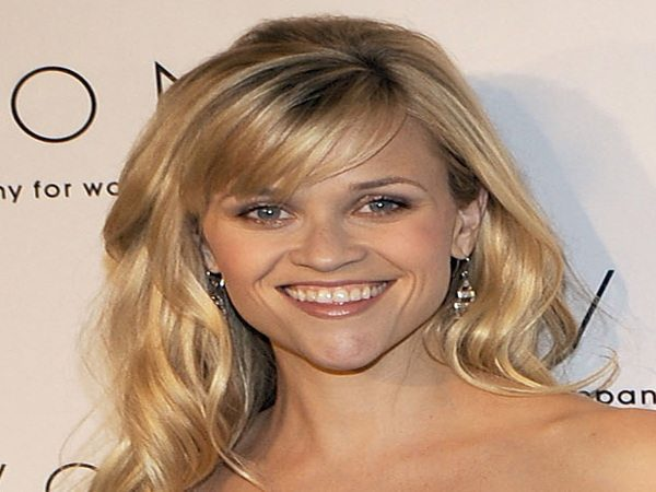 Reese Witherspoon Blond Wavy Hair