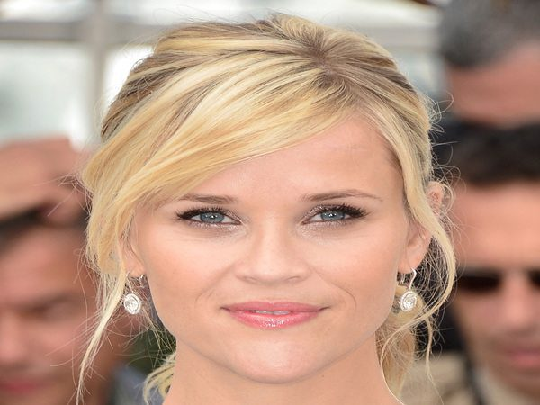 Reese Witherspoon Updo Hairstyle