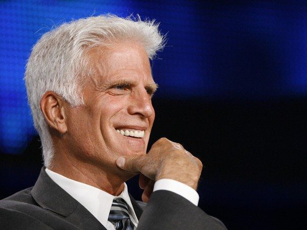 Ted Danson Grown Out Grey Hair