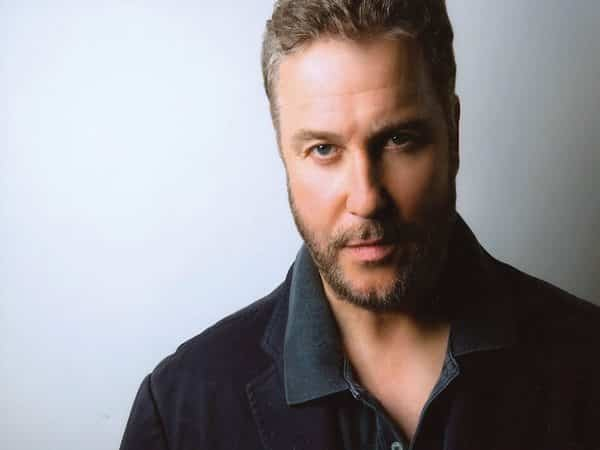 William Petersen Brown with Hints of Grey Short Hair