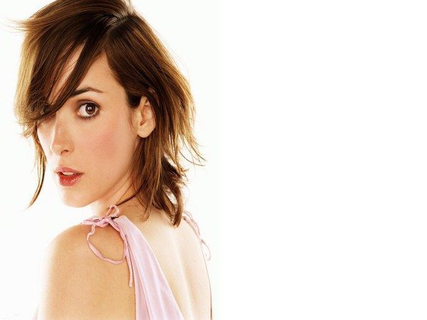 Winona Ryder Messy Light Brown Hair