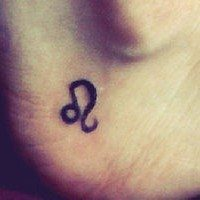 14 Awesome Heel Tattoo Designs
