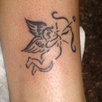 10 Amazing Ankle Arrow Tattoo Designs