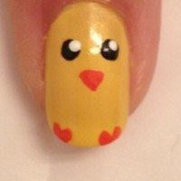 11 Beautiful Baby Chick Easter Nail Designs