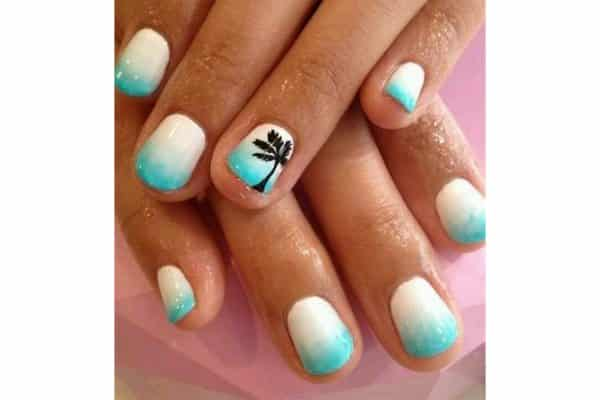 15 Easy Nail Art Designs for Summer