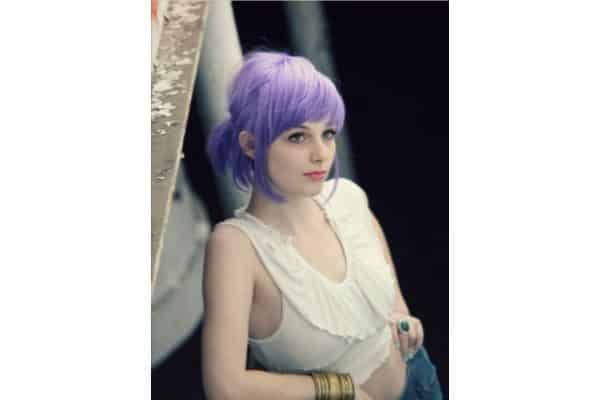 purple hair 15
