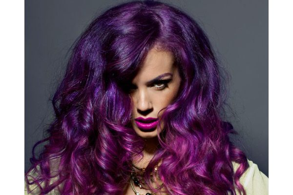 purple hair 5
