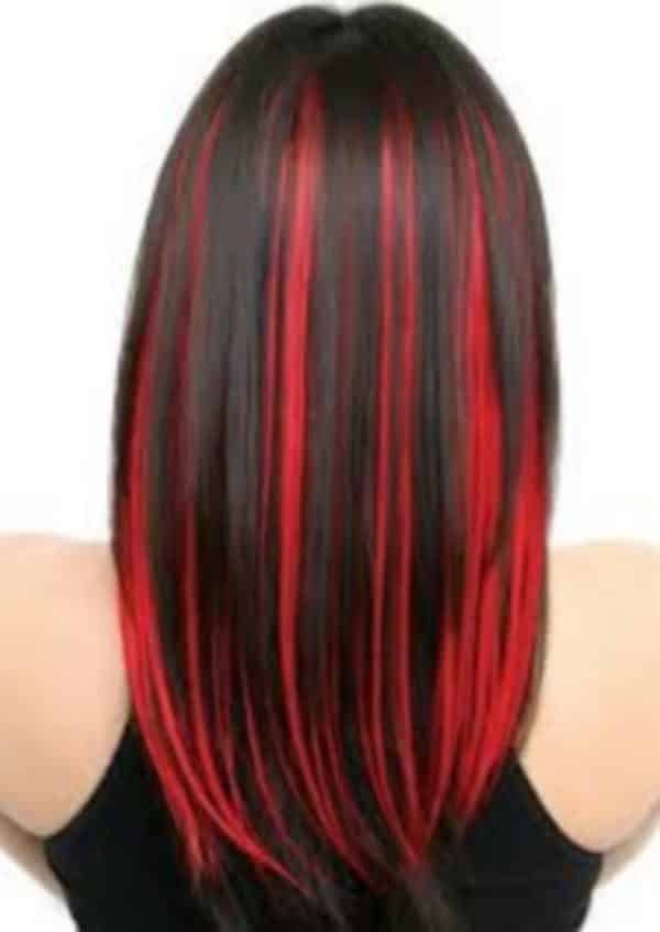 How To Red Dip Dye Hair