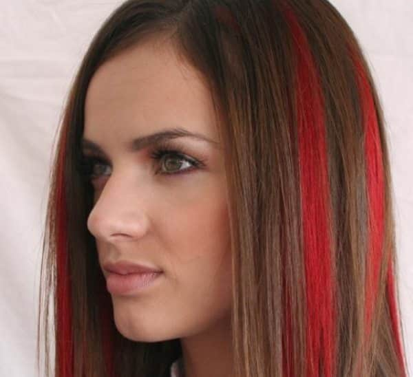 red hair color 13
